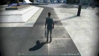 Skate 3 Demo: Outside Demo Area (Without Online)