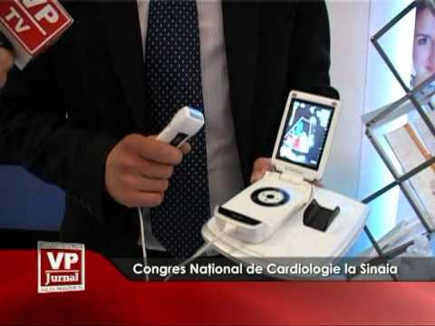 Congres Naţional de Cardiologie la Sinaia