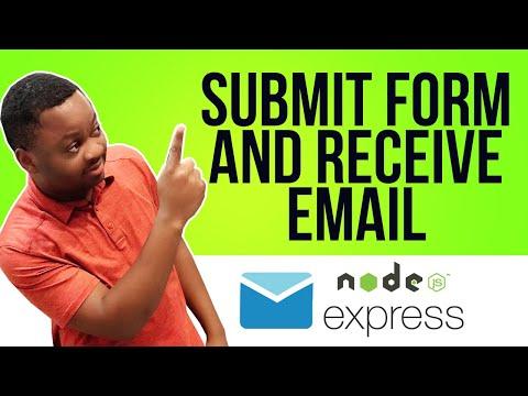Download Send Email With Mailgun Nodemailer Nodejs Video 3GP Mp4 FLV