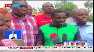 Viongozi wa chama cha Jubilee wamtaka Rais Uhuru kutia saini sheria mpya za uchaguzi
