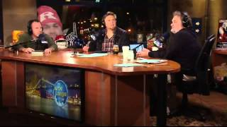 The Artie Lange Show - Colin Quinn (in-studio) Part 1