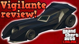 GTA Online Guides   Vigilante Review!