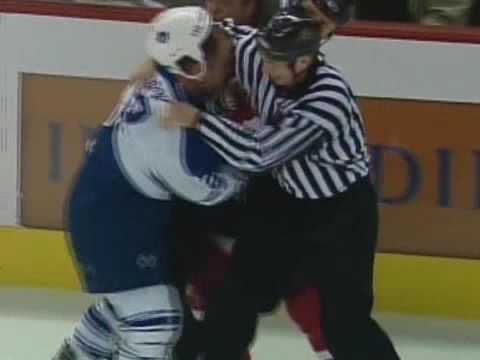 Chris Neil vs. Tie Domi