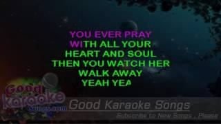 Baby Did a Bad Bad Thing  - CHRIS ISAAK (Lyrics Karaoke) [ goodkaraokesongs.com ]
