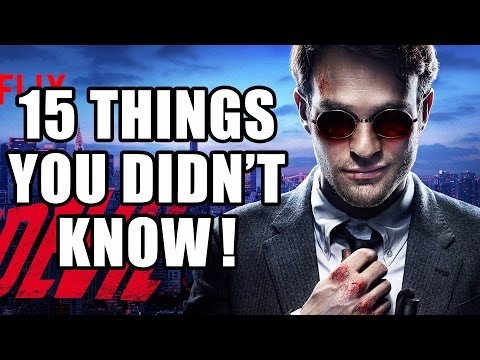 Download 15 AWESOME FACTS About Marvel's DAREDEVIL Mp4 HD Video and MP3