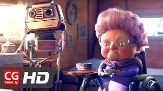 "CGI 3D Animation Short Film HD ""Tea Time"" by ESMA 