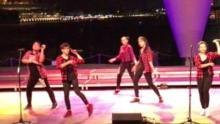 Synchronix Youth Show Choir (Ready Or Not - A1)