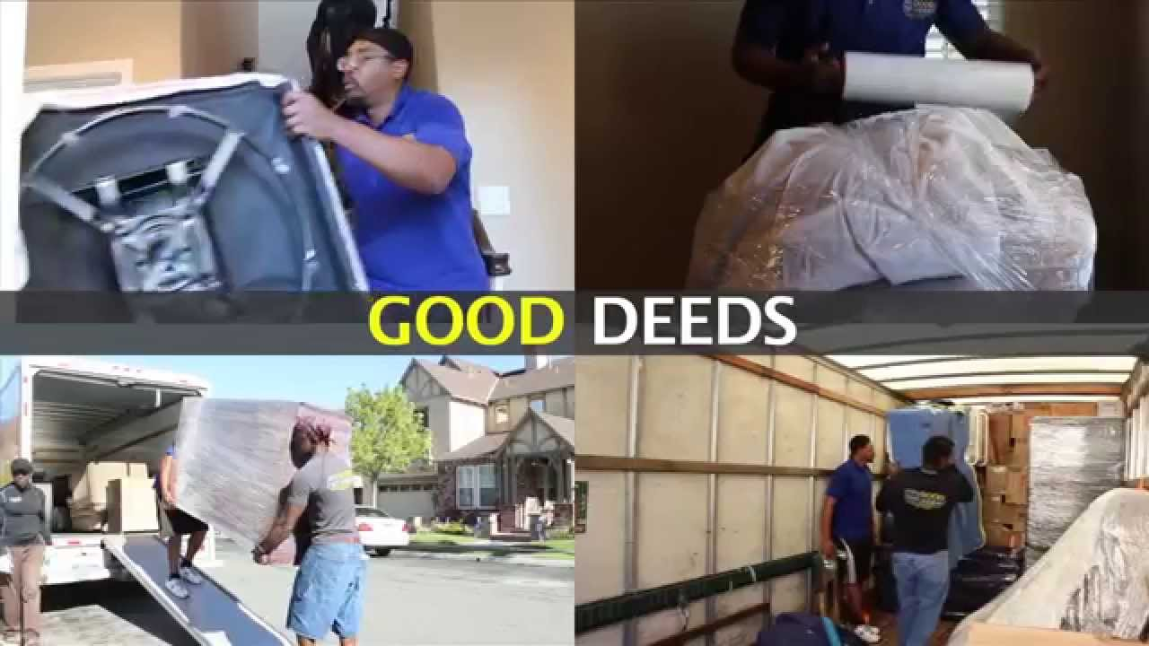 Good Deeds Moving