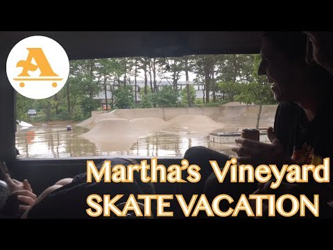 AIN SKATE VACATION MARTHA'S VINEYARD