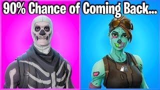 The Skull Trooper Is Coming Back To Fortnite.