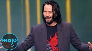 Picture of a band or musician: Keanu Reeves