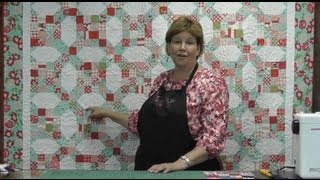 Katies Quilt - Make An Easy Quilt With Precut Fabric