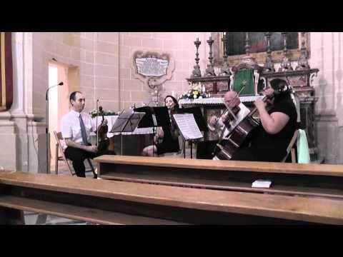 Stargate Quartet Malta – Intermezzo from Carmen
