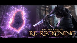Видео Kingdoms of Amalur: Re-Reckoning - FATE EDITION