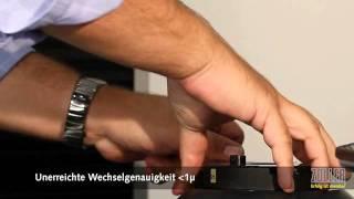 ZOLLER: Einstellen und Messen von Werkzeugen