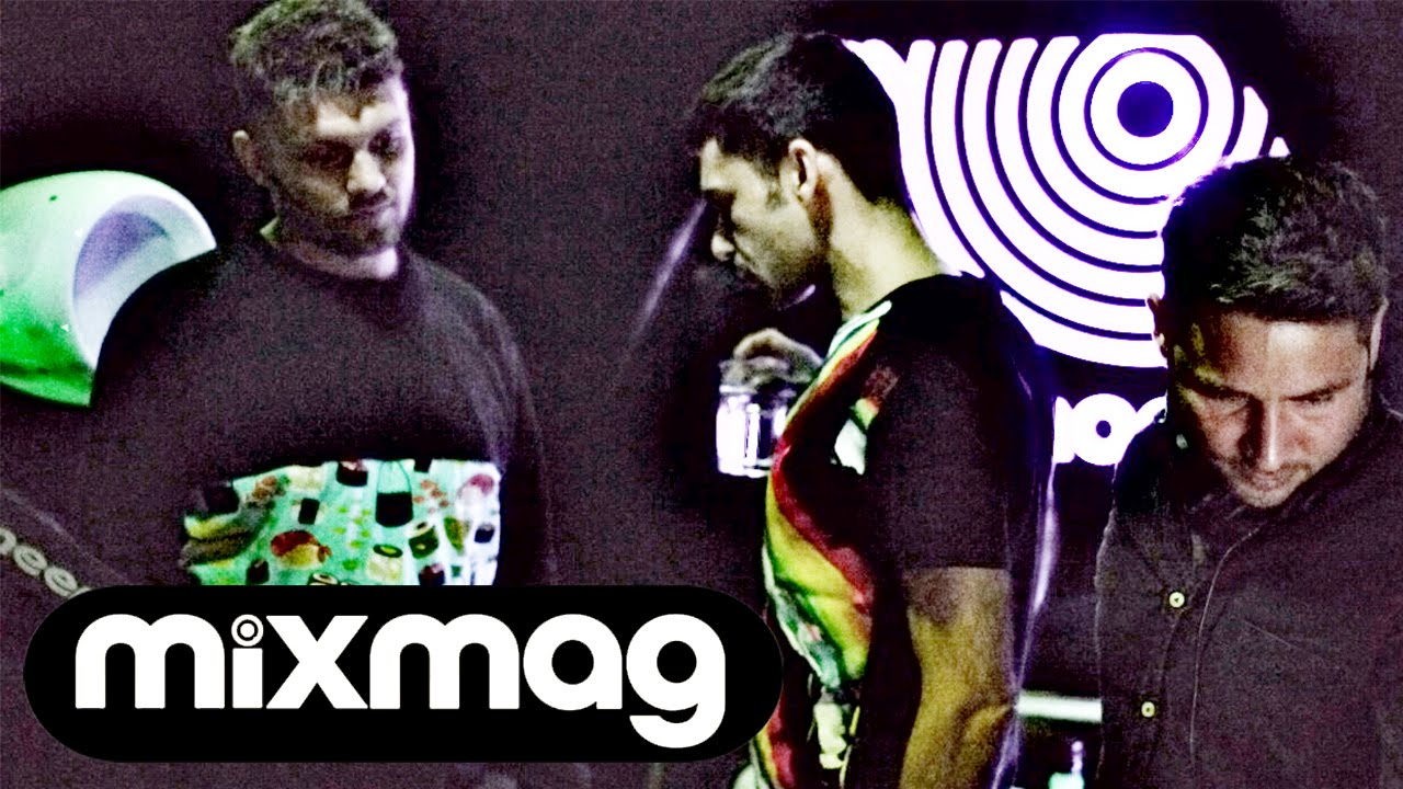 Enzo Siragusa, Rossko and Rich NXT - Live @ Fuse x Mixmag Lab 2014