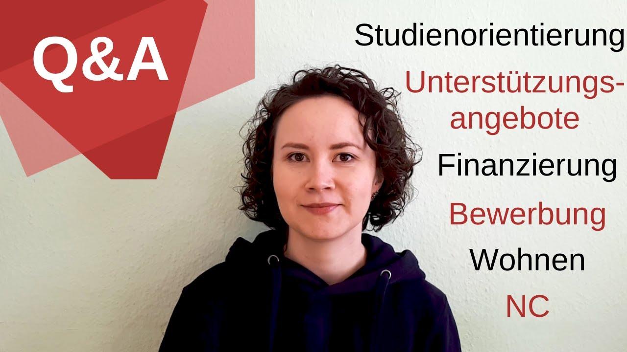 Eure Fragen – unsere Antworten: Q&A zur Studienwahl an der Uni Leipzig