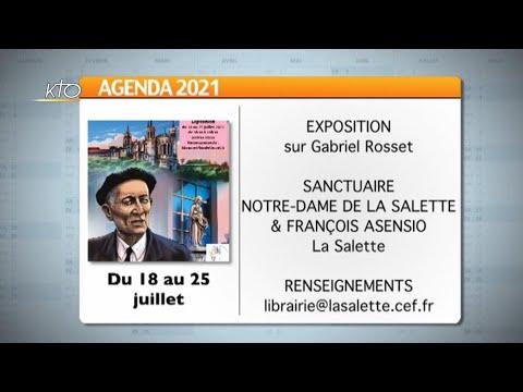 Agenda du 9 juillet 2021