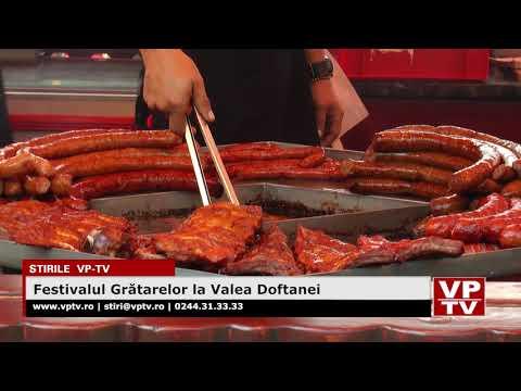 Festivalul Grătarelor la Valea Doftanei