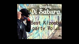 Deejay Di Sabura   Best Kizomba Party Vol.I