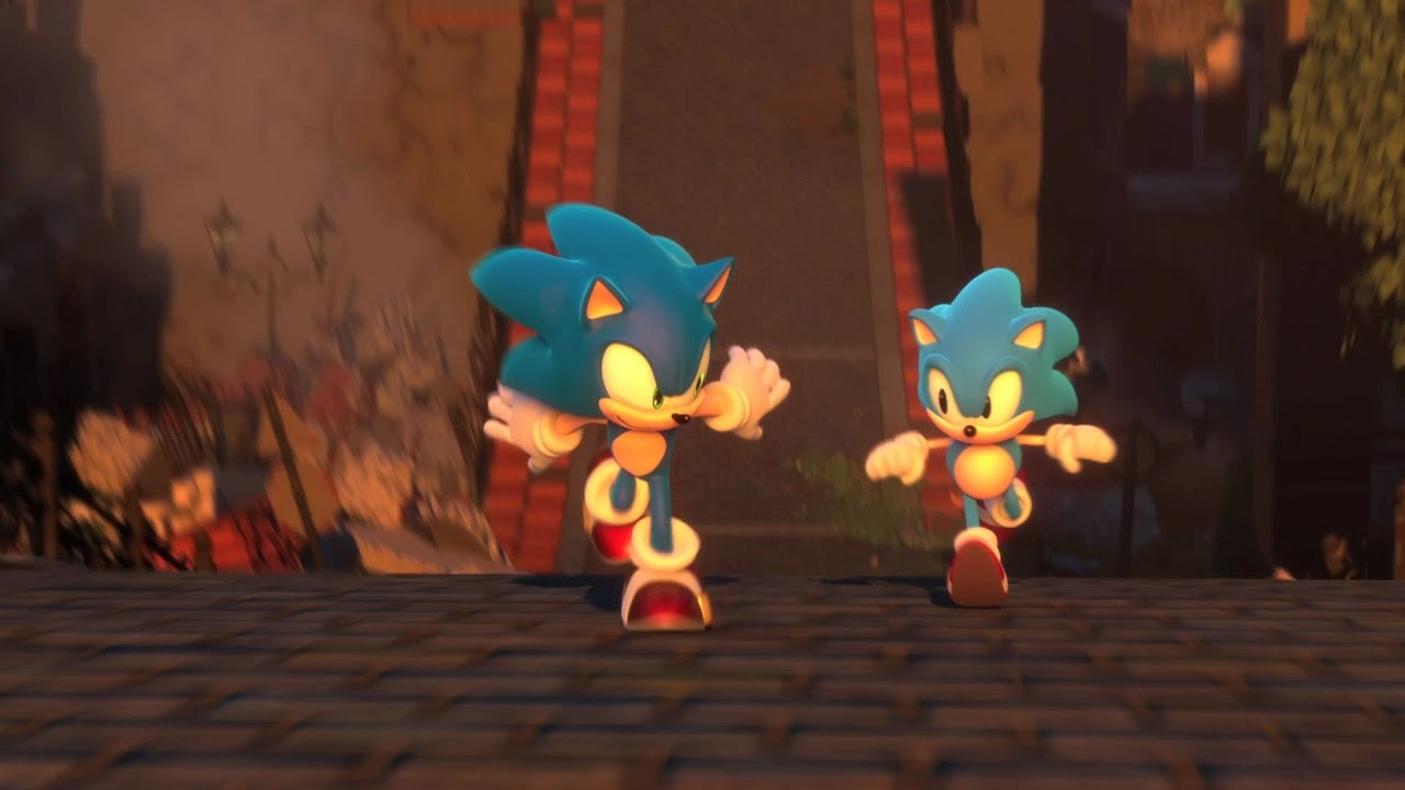 Trailer di Sonic Forces