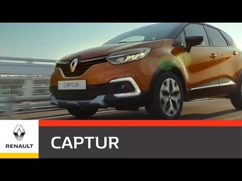 Renault  Captur Паркетник класса J - рекламное видео 7