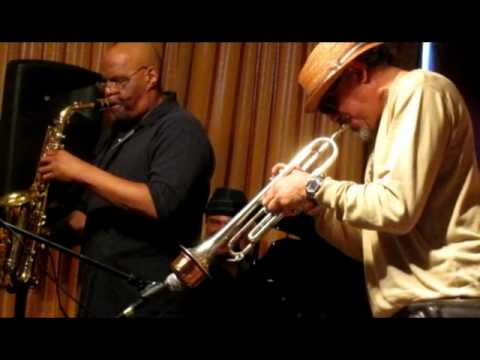 Jerry Gonzalez & The Fort Apache Band ft Victor Jones on Drums online metal music video by JERRY GONZÁLEZ