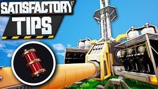 The BEST Fuel Generator Power Plant Tutorial, 300 Oil to 16,700 MW! - Satisfactory Tips