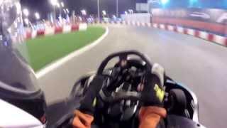 preview picture of video 'Formula Kart KSA - Sodi RX7 Kart - Best Lap 47.01 Second'