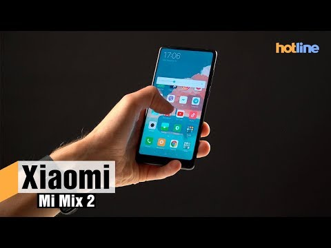 Обзор Xiaomi Mi Mix 2 (6/64Gb, Global, black)