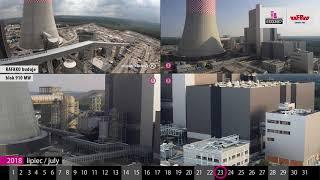 """Multimedialna kartka z kalendarza: """"RAFAKO SA buduje blok 910MW w Jaworznie"""" - lipiec 2018"""