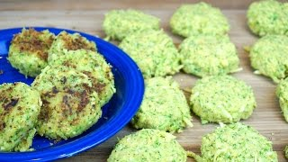 Broccoli-Bratling vegan Rezept | Der Bio Koch #773