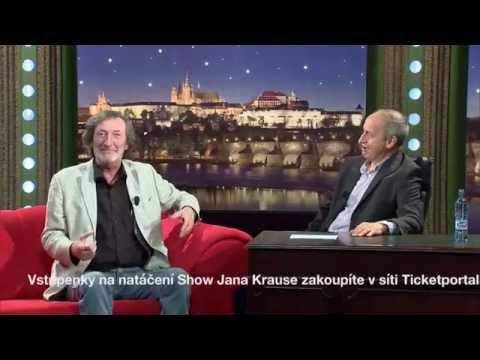 1. Bolek Polívka - Show Jana Krause 26. 8. 2015