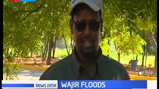 Mandera floods render roads impassible, homes submerged