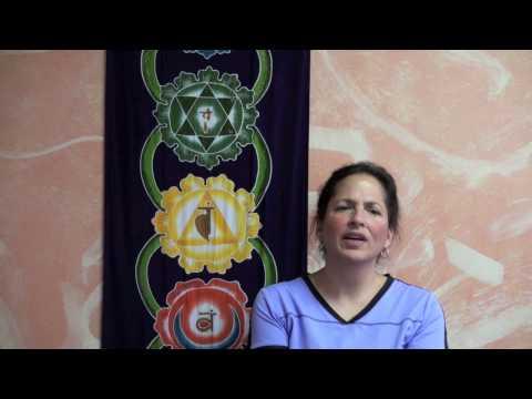 Amy Weisbrot   Aura Yoga Teacher Training Graduate - YouTube