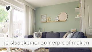 Gordijnen Slaapkamer Vtwonen : Ikea slaapkamer make overs Самые лучшие видео