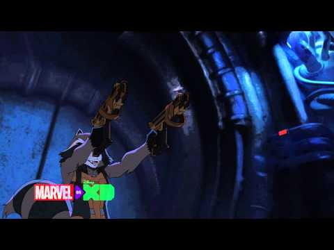 Marvel's Guardians of the Galaxy 1.01 (Clip 2)