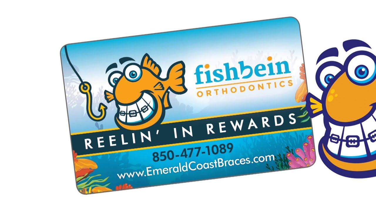 Patient Rewards at Fishbein Orthodontics