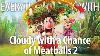 Everything Wrong With Cloudy With A Chance Of Meatballs 2 In 14 Minutes Or Less