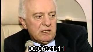 интервью Министра Иностранных Дел СССР Э. Шеварднадзе. 1991 г. შევარდნაძე