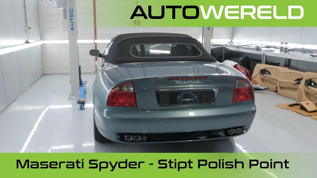 Maserati Spyder – Stipt Polish Point