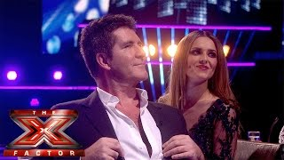 How much does Simon really love Cheryl? | The Xtra Factor UK 2014