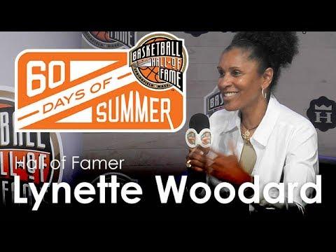 Lynette Woodard  - 60 Days of Summer 2017 interview