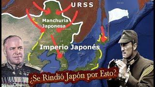 CUANDO LOS COMUNISTAS SOVIETICOS DERROTARON AL IMPERIO JAPONES