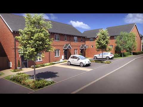 New Homes in Hereford