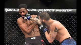 Magny vs Ponzinibbio Fight Recap UFC Fight Night 140 Full HD