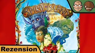 Spirit Island   Brettspiel   Review