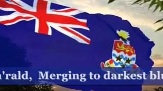 National Anthem Cayman Islands flv