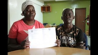 School fees a big worry for boy called to Mang'u - VIDEO