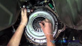Clutch/Flywheel/Rear Main Seal Replacement